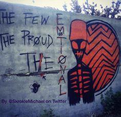 Amazing graffiti clique art // Stay alive \\ Stay unlit