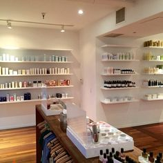 International Orange Spa in San Francisco - we are honoured to be part of this beautiful space