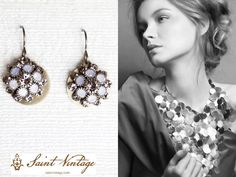 What girl DOESN'T love a great pair of earrings?