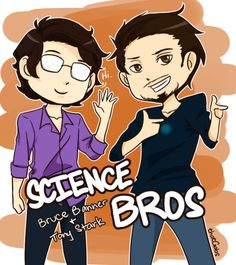 thatgabs:    Is it science bros or lab bros? Idk…   There, there, Steve.
