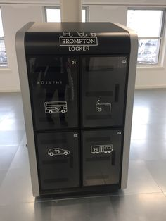 Adelphi - Brompton Locker