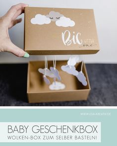 gift box with little surprise when opening & Look at the vid . Cloud gift box with little surprise when opening ♥ Look at the vid .,Cloud gift box with little surprise when opening ♥ Look at the vid . Baby Gift Box, Baby Box, Baby Gift Wrapping, Cute Gifts, Diy Gifts, Diy Cadeau Noel, Appreciation Gifts, Creative Gifts, Wraps