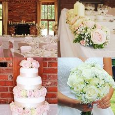 Wedding inspiration by Passion for Petals.
