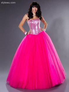nice Ball gown prom dress Check more at http://stylewu.com/ball-gown-prom-dress.html
