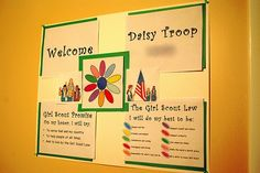Tonight was our first official Daisy Girl Scout meeting.    It was without a doubt one of the most insane experiences of my life.  Parents d...