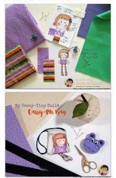 Eu Amo Artesanato: Boneca com molde Felt Dolls, Baby Dolls, Doll Patterns, Quilt Patterns, Me Bag, Diy Toys, Handicraft, Art For Kids, Baby Gifts
