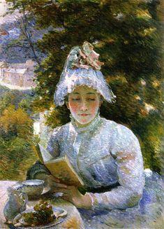Afternoon Tea, Marie Bracqemond