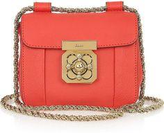 Miniature leather purse