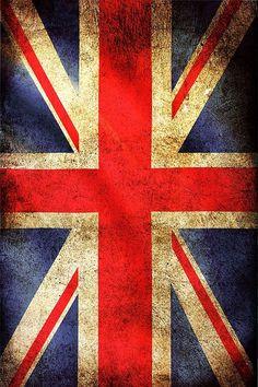 Apple IPad 2 3 Back Cover Union Jack British Flag Vintage