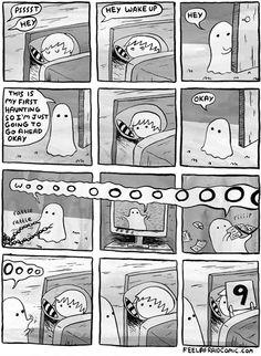 by Feel Afraid Comic
