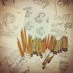 Typography | Urban Threads