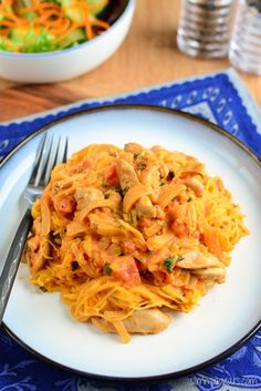 Slimming Eats Creamy Chicken and Tomatoes - gluten free, dairy free, paleo, whole30, Slimming World (SP) and weight watchers friendly