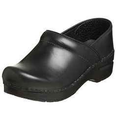 on sale 9cf7f 7effa Dansko Women s Narrow Pro Clog,Black,39 N EU   8.5-9 2A