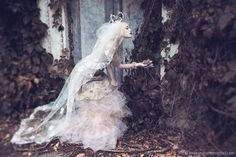 Fantasy | Magical | Fairytale | Surreal | Enchanting | Mystical | Myths | Legends | Stories | Dreams | Adventures | Gothic inspiration by Graham Mitchell, via Behance