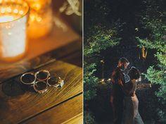 October Wedding at Crossed Keys Estate