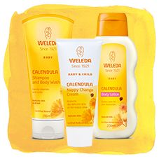My top 5 basic Weleda buys for a family looking to detox their bathroom cabinet.
