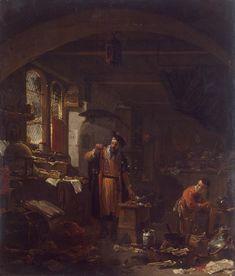 An Alchemist - Wyck Thomas
