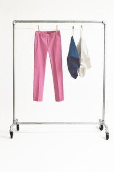 Pencil Pants & Day Shorts by G1