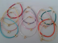 Say your name!! Personalised bracelets!!