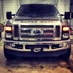 Super Duty Diesel, of course only way to ride!
