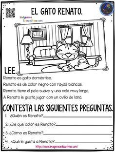 Spanish Lessons For Kids, Spanish Teaching Resources, Spanish Language Learning, Teaching Tools, Teaching Kids, Spanish Grammar, Learn Spanish, Spanish Teacher, Spanish Classroom