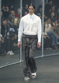 Givenchy - Men-Fall winter 2014 - Show collection