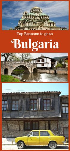 Have you thought about making Bulgaria your next destination? Why not? Considered great on the travel budget, there are many wonderful tourist sites, great food, and some of the friendliest people to get to know. Just don't forget to visit more than the capital city of Sofia. There's plenty to do throughout the country. Click here to read what you will love in Bulgaria. ~ReflectionsEnroute