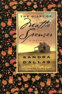 The Diary of Mattie Spenser by Sandra Dallas, http://www.amazon.com/dp/0312187106/ref=cm_sw_r_pi_dp_yApUqb157EFKC