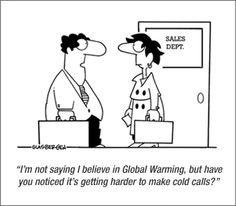 Cold Calls..