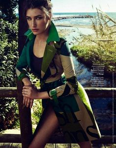 """Spring Mix"" ELLE Spain March 2015"