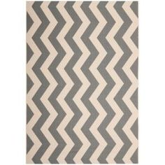 Safavieh Courtyard Grey Beige 5.3 ft. x 7.6 ft. Area Rug - CY6245. The Home  Depot a63fe28f37f9
