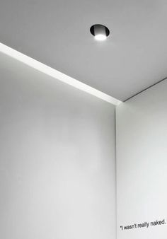 Indirect lighting combined with Ultra Spy Hic by Delta Light _ D Lighting, Indirect Lighting, Interior Lighting, Lighting Design, Delta Light, Build A Closet, Light Architecture, Ceiling Design, Lamp Light