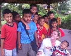 Volunteer coordinator in Bali