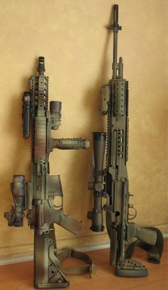 Primary Weapon Choice or variants. Along with my Primary Rifle Choice or Rock Island EBR mod bipod & pistol Grip magpul attachments . Why bullshit right ? Assault Weapon, Assault Rifle, Tactical Rifles, Firearms, Shotguns, Handgun, By Any Means Necessary, Fire Powers, Military Weapons