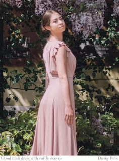 Our innovative designer range allows you to customise our dresses them with a choice of different sleeve options to suit your style, shape & occasion. Designer Bridesmaid Dresses, Designer Dresses, Color Swatches, Custom Dresses, Ruffle Sleeve, Bodice, Clouds, Pure Products, Detail