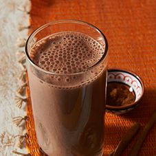 Mexican Chocolate Smoothie 1 sc slim fast high protein creamy shake ...