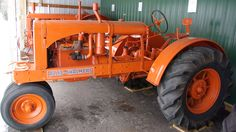 1937 tractors | 1937 ALLIS CHALMERS WC