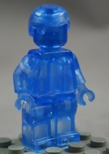 Lego transparent LEGO Custom Minifigures