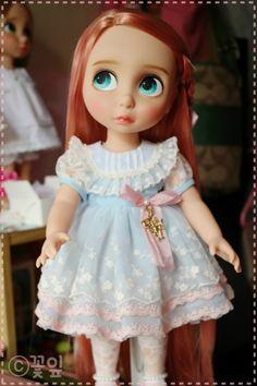 SARAH : Blue Dress ♥ : 네이버 블로그