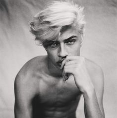Lucky Blue Smith : Photo