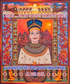 LOVE IS ...VERSE  http://www.zazzle.co.uk/kompas  #love #alanjporterart #kompas #egypt #queen #beautiful #quote #spirit #verse #believe #soul #heart