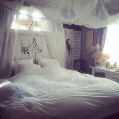 キャンドル/アンティーク/DIY/アンティーク風/Bedroomのインテリア実例 - 2015-02-12 03:22:29 | RoomClip(ルームクリップ)