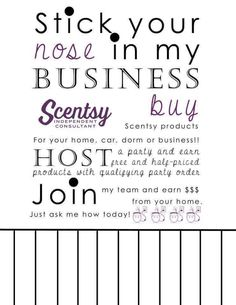 Scentsy Flyer Idea New to the Neighborhood Neighbors Order you Scentsy products today at https://breed.scentsy.us Follow me on Facebook at www.facebook.com/reed.brandi16/  You can also email me at brandireed2003@hotmail.com with any questions or for more information about Scentsy.