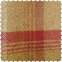 Balmoral Fabric - Heather.