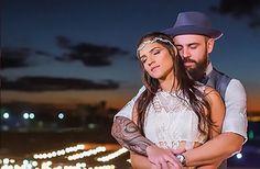 Divulgado vídeo emocionante do casamento de Mateus