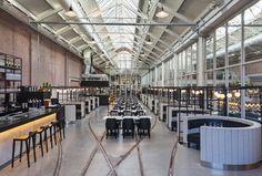 Meat West / Framework Studio