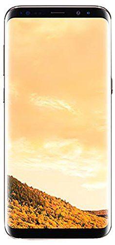 "Samsung Galaxy S8+ 64GB Unlocked Phone - 6.2"" Screen - International Version (Midnight Black)"