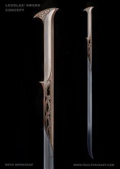 Unitedcutlery Com Mirkwood Double Bladed Polearm Uc3043