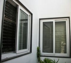 Buy best quality German UPVC windows from Green Home Solution. #GermanuPVCwindows