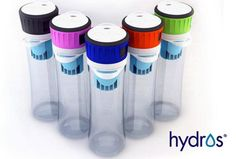Hydros: $12 for the New Filtering Water Bottle (50% Off)